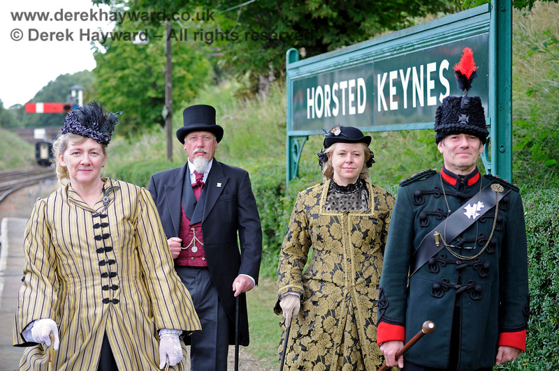 Steam Through The Ages, Horsted Keynes 11.08.2019 17292