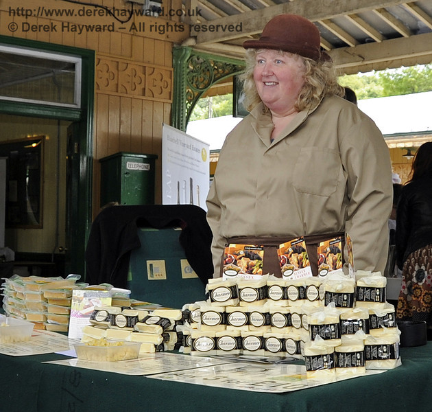 Flavours from Sussex Food Fair, Horsted Keynes.  23.06.2012  5248