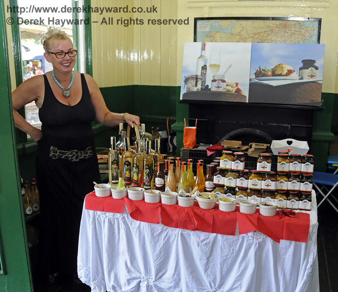 Sussex Food Festival, Horsted Keynes, 06.07.2013  9397