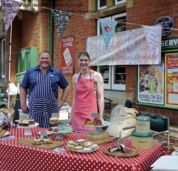 Baked Bliss.  Sussex Food Festival, Horsted Keynes, 07.07.2013  9537
