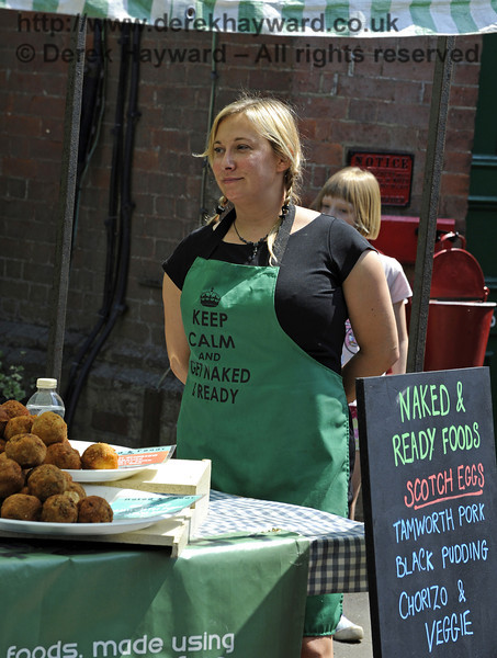 Naked and Ready Foods.  Sussex Food Festival, Horsted Keynes, 06.07.2013  7616