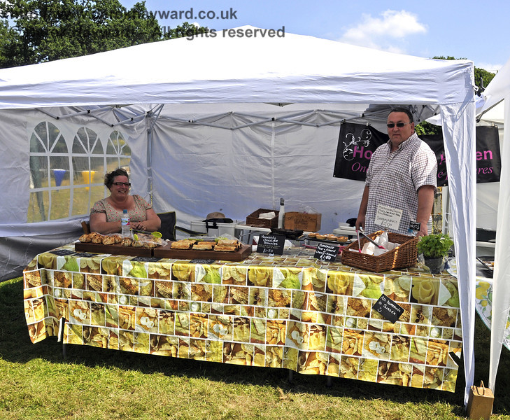 Homemade Heaven.  Sussex Food Festival, Horsted Keynes, 06.07.2013  9464