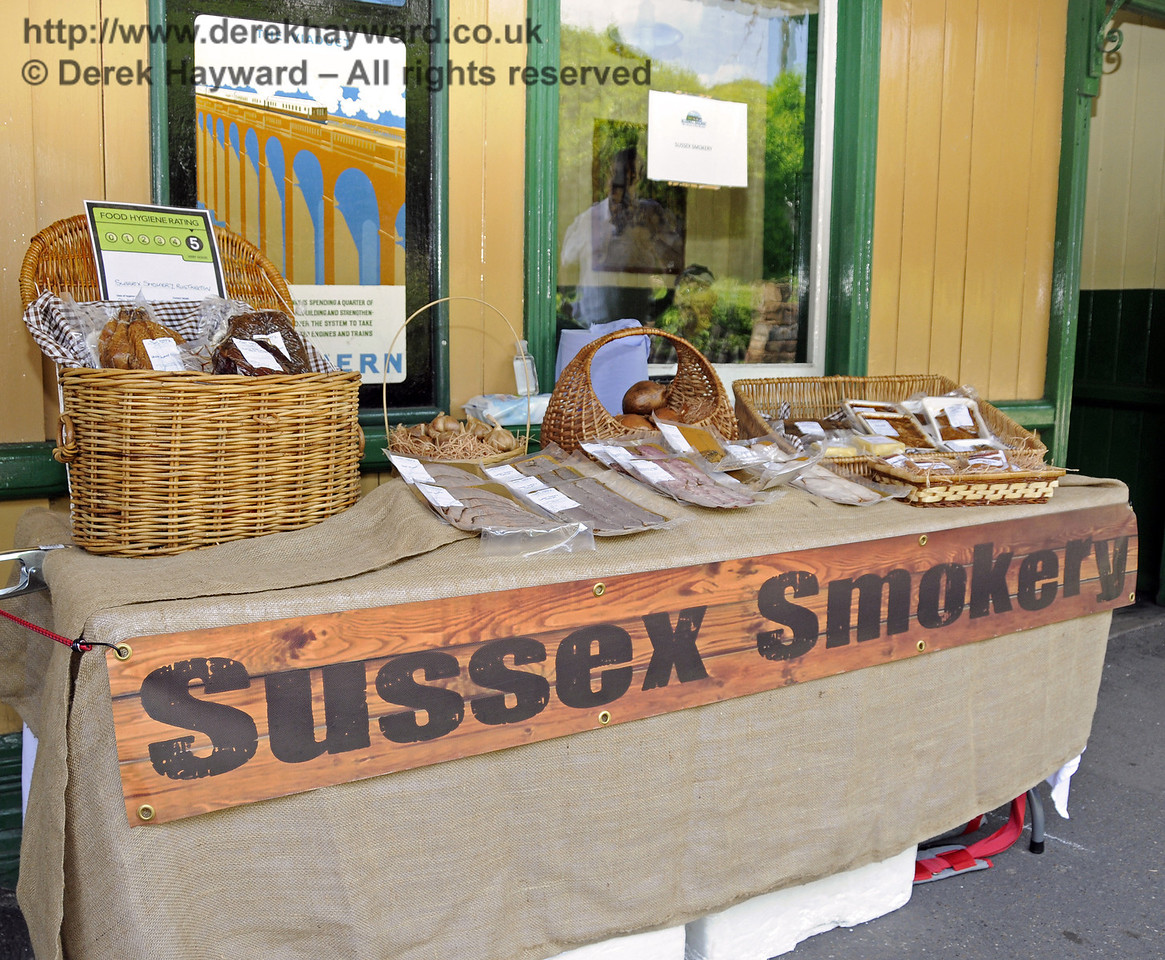 Sussex Smokery.  Sussex Food Festival, Horsted Keynes, 06.07.2013  9391