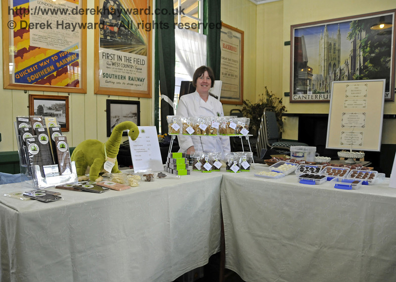 Wimblehurst Chocolates.  Sussex Food Festival, Horsted Keynes, 06.07.2013  9409
