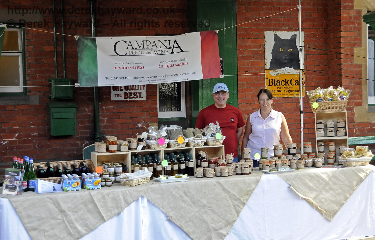 Campania Food and Wine.  Sussex Food Festival, Horsted Keynes, 06.07.2013  9383