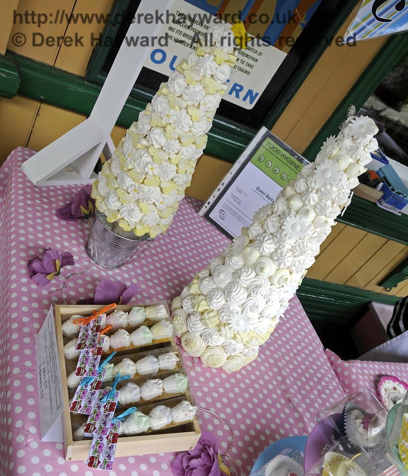 Dulci Bella Marshmallows.  Sussex Food Festival, Horsted Keynes, 05.07.2014  11074