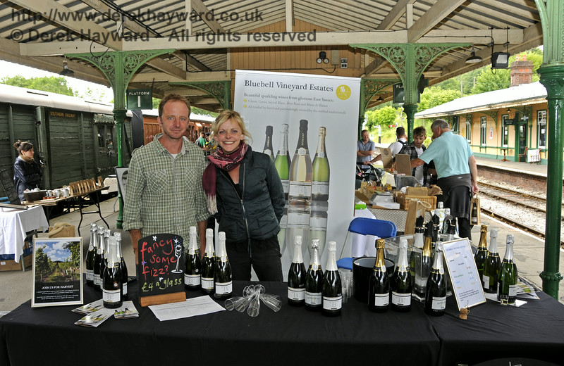 Bluebell Vineyard Estates.  Sussex Food Festival, Horsted Keynes, 05.07.2014  11106