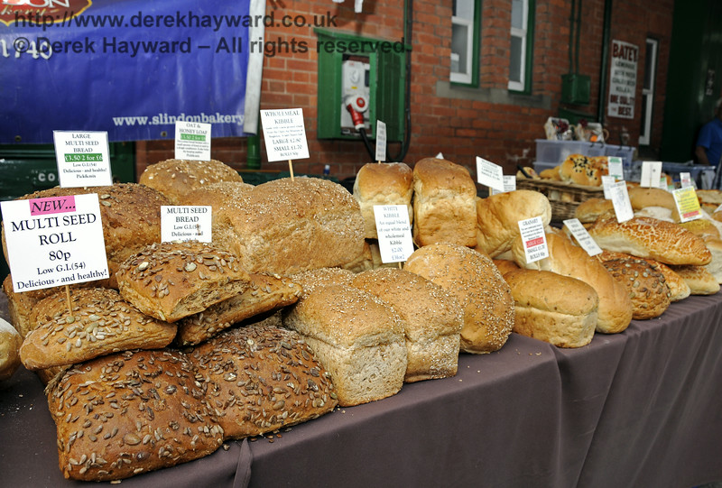 Slindon Bakery.  Sussex Food Festival, Horsted Keynes, 05.07.2014  10998