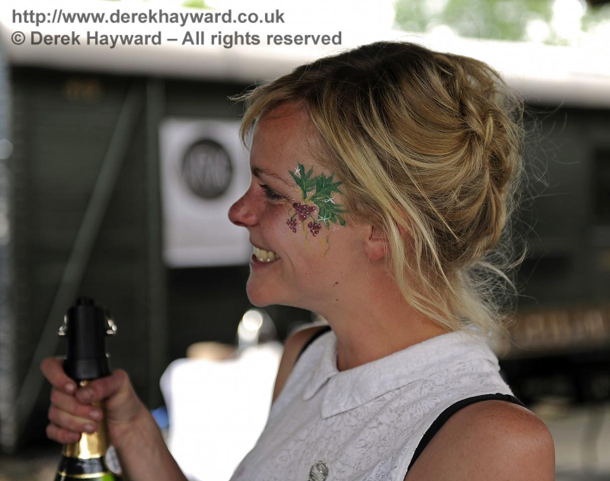 Bluebell Vineyard Estates.  Sussex Food Festival, Horsted Keynes, 06.07.2014  9834