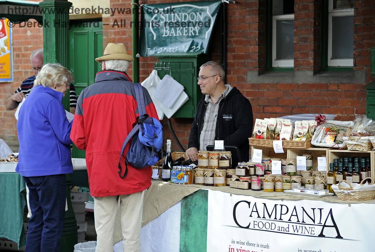 Campania Food and Wine.  Sussex Food Festival, Horsted Keynes, 06.07.2014  9788