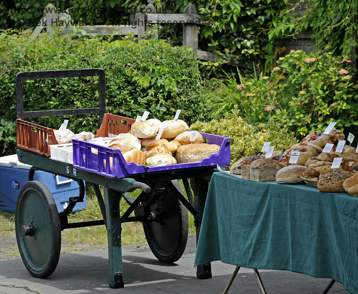 Slindon Bakery.  Sussex Food Festival, Horsted Keynes, 06.07.2014  9785