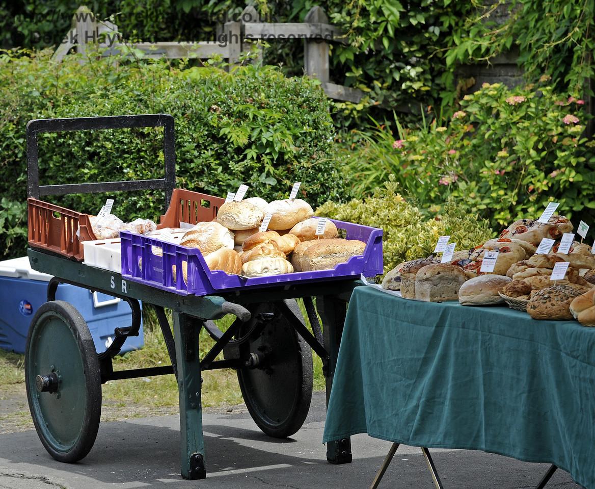 Slindon Bakery.  Sussex Food Festival, Horsted Keynes, 06.07.2014  9785