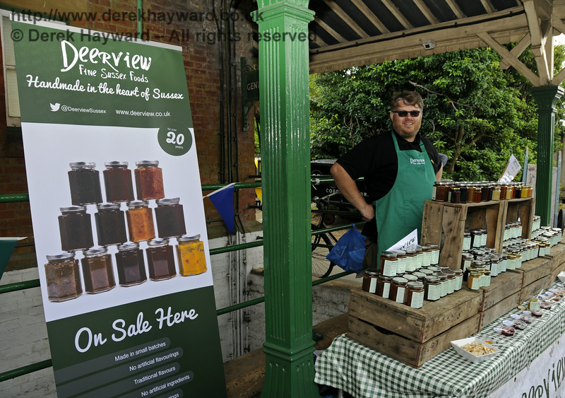 Deerview Fine Sussex Foods.  Sussex Food Festival, Horsted Keynes, 05.07.2014  10975