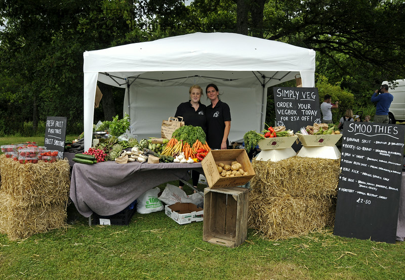 Simply Veg.  Sussex Food Festival, Horsted Keynes, 05.07.2014  11032