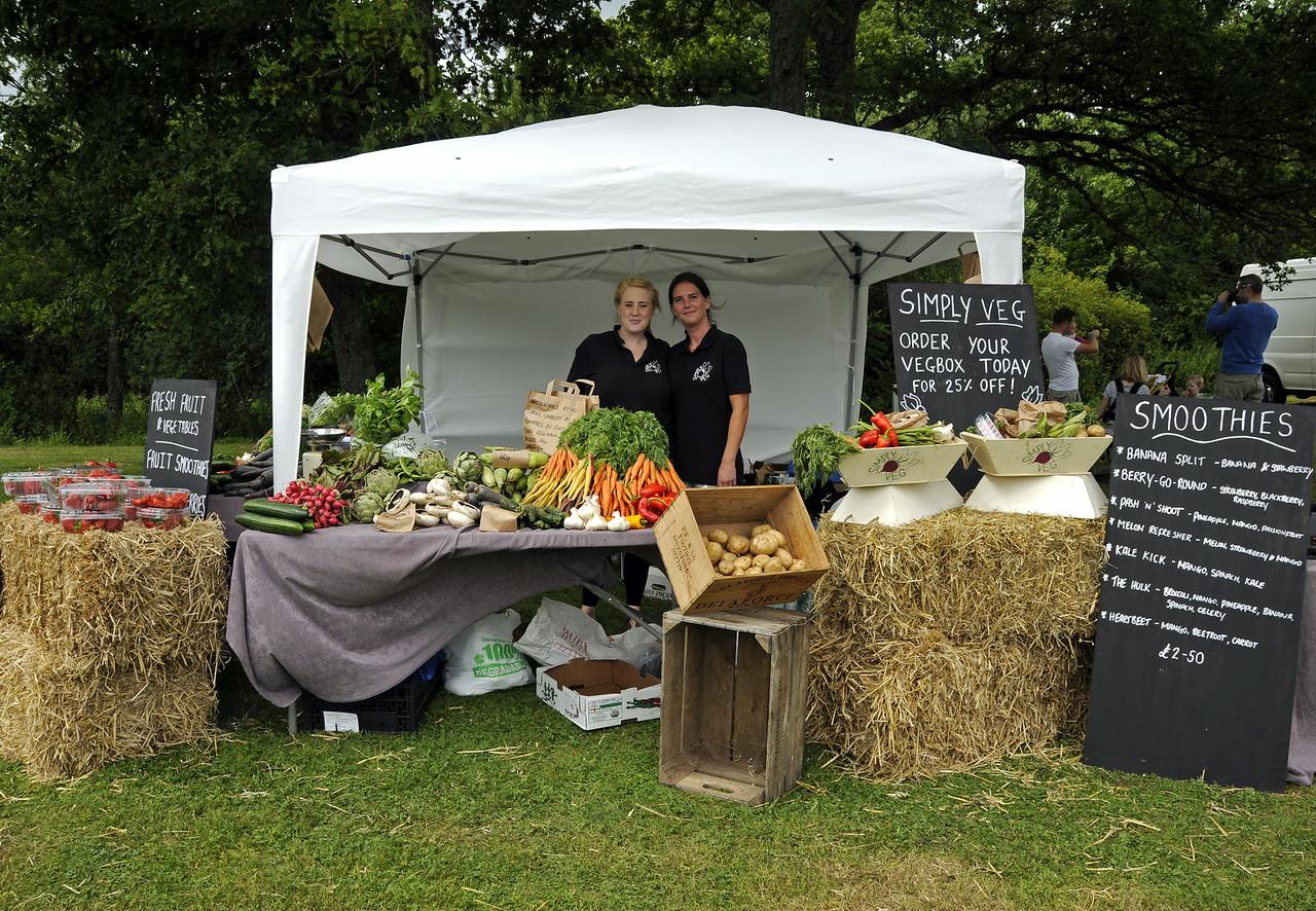 Simply Veg.  Sussex Food Festival, Horsted Keynes, 05.07.2014  11032