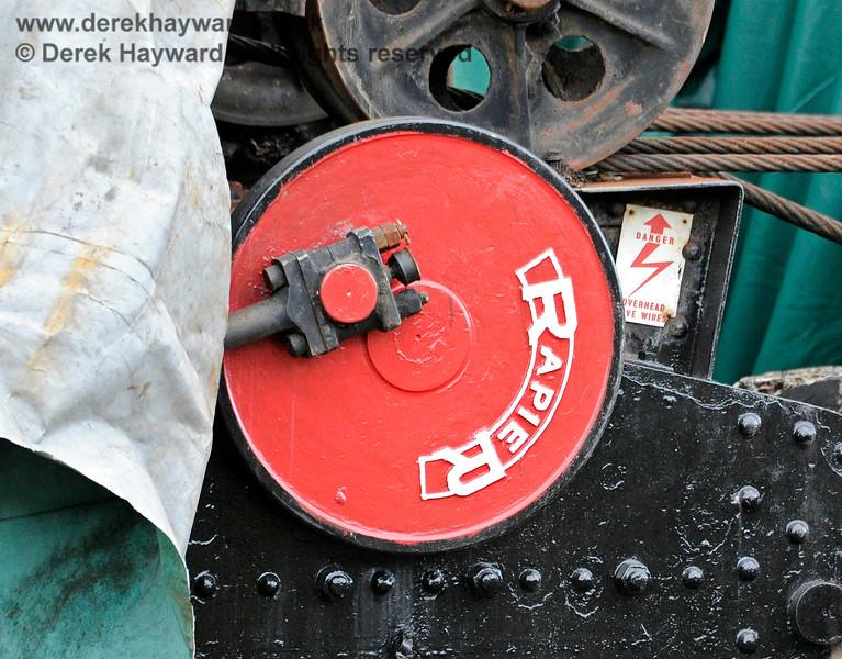 Steam Crane HK 280216 12710 E