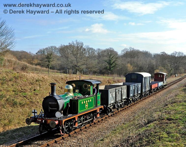 178 passes Medhurst Farm. 10.03.2012 3713