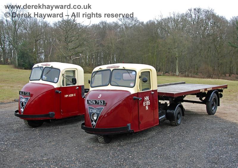Mechanical Horses Horsted Keynes 230208 49 E