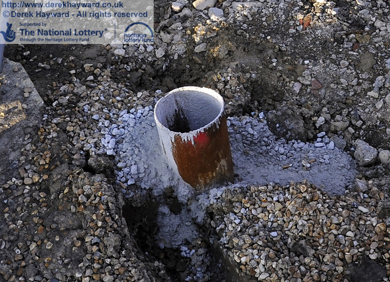 On HLF projects you are allowed to look at every hole (but do you want to).  10.03.2012  3825