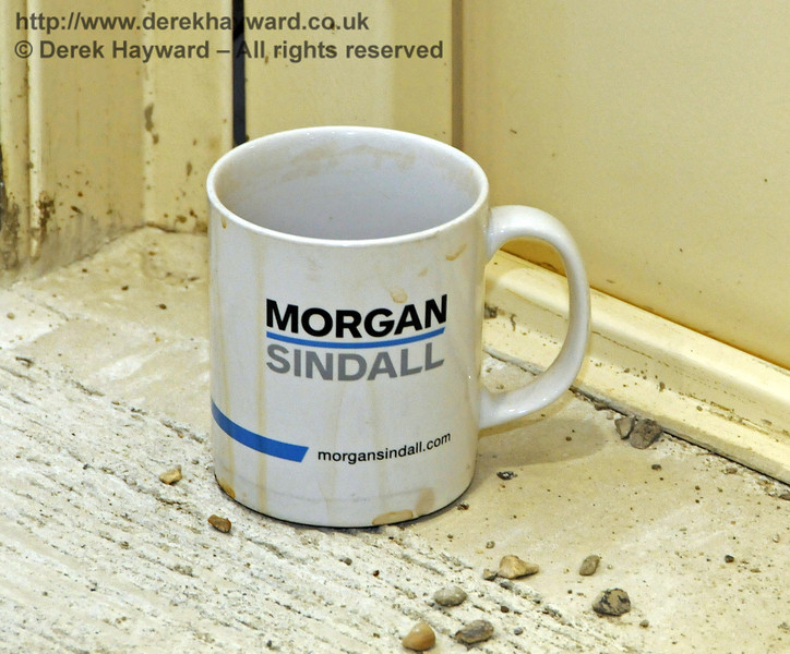 The Morgan Sindall brand gets everywhere...  17.03.2011  6446
