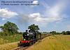 30541 steams north towards Ketches Halt.  27.06.2015 13152