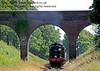 30541 passes under Three Arch Bridge.  11.07.2015  11579