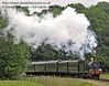 592 steams north from Three Arch Bridge.  05.07.2014  9776