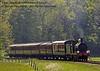 592 steams north from Three Arch Bridge.  18.05.2014  9333