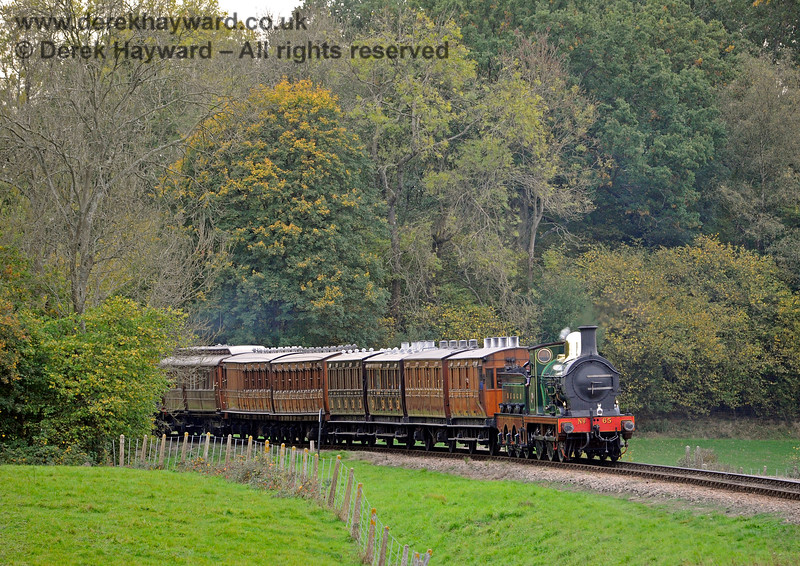 65 in the countryside north of Three Arch Bridge.  13.10.2018 16817