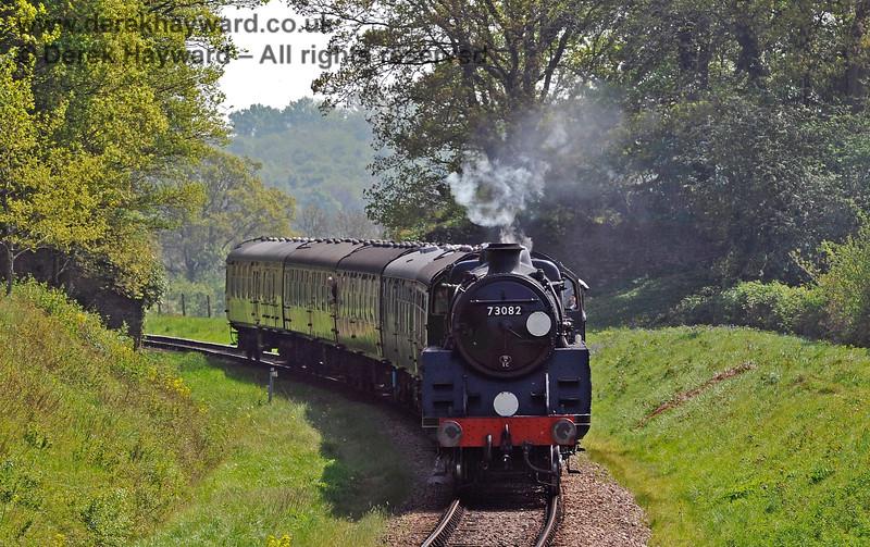 73082 Camelot approaches Freshfield 06.05.2017 15069