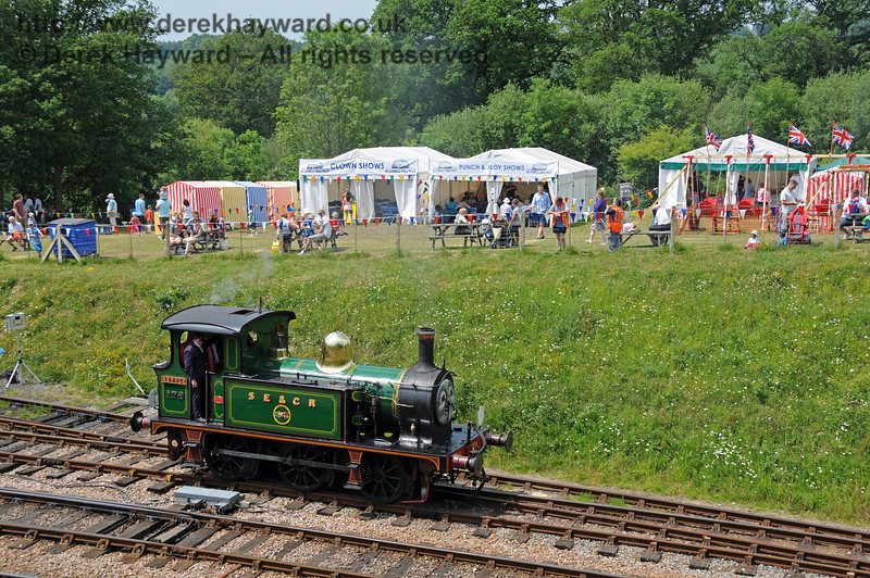 178 shunts at Horsted Keynes during a Family Fun Day.  26.06.2010  2884