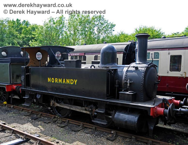 Normandy HK 200518 18427 E