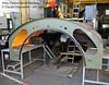 The cab roof for 847 inside Sheffield Park Workshops.  06.04.2013  6718