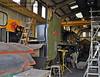 The frames for 847 inside Sheffield Park Workshops.  06.04.2013  6717