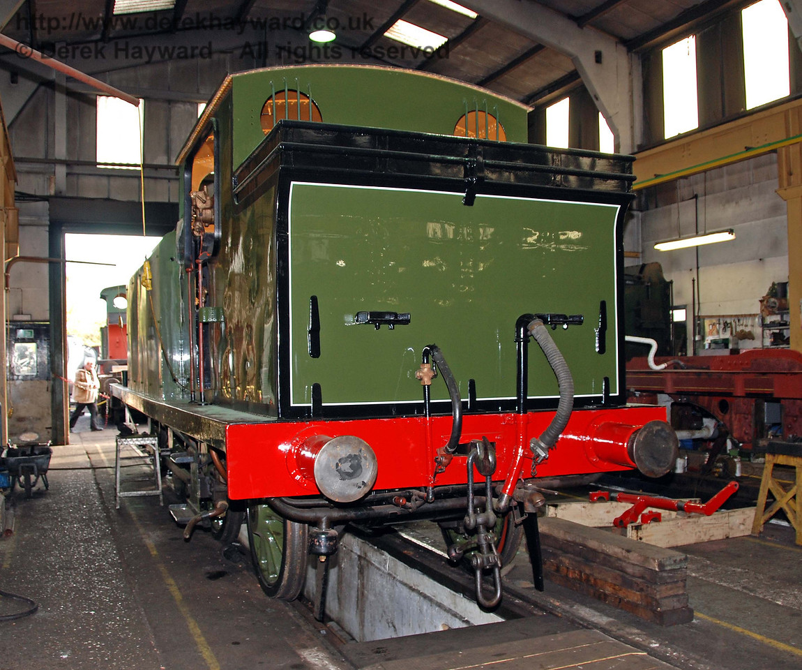 Work continues on B473 23.10.2009.
