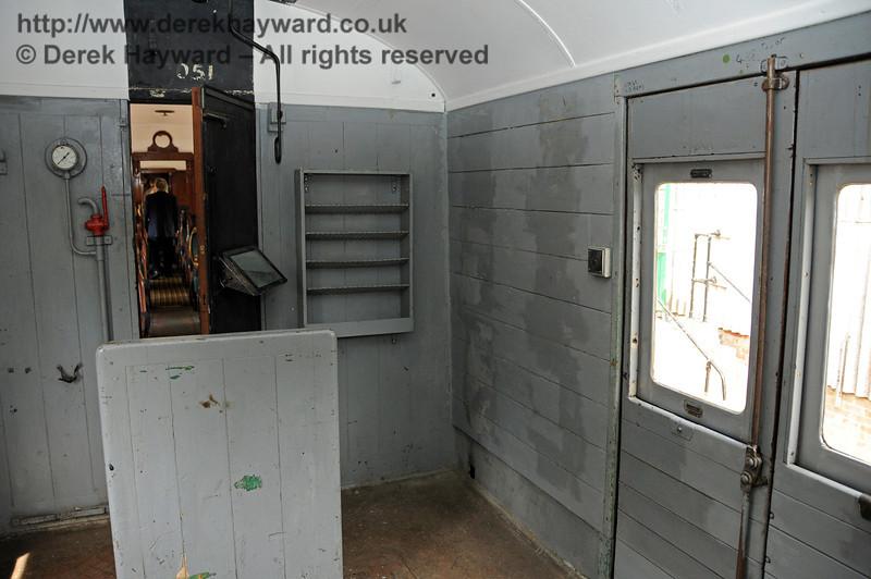 The guards van of Car 88. Horsted Keynes 08.08.2010  3847