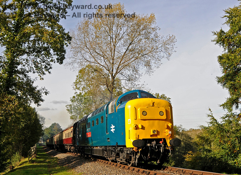 Deltic 40th Anniversary Weekend 061017 18000 E