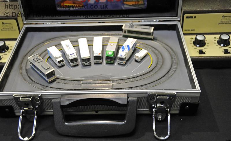 Layouts in a briefcase.  Model Railway Weekend, Horsted Keynes, 30.06.2013  9338