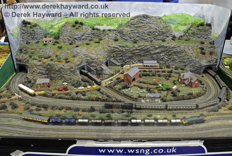 Model Railway Weekend, Horsted Keynes, 30.06.2013  9330