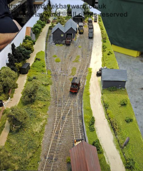 Model Railway Weekend, Horsted Keynes, 30.06.2013  9302