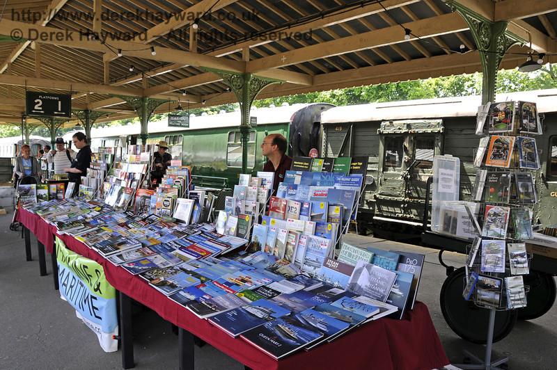 Mainline and Maritime.  Model Railway Weekend, Horsted Keynes, 30.06.2013  9267