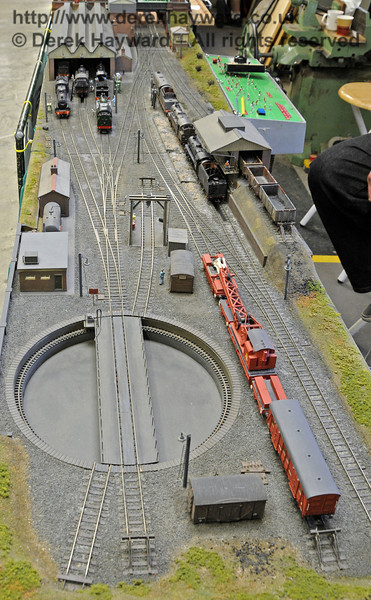 Eastbridge.  Model Railway Weekend, Horsted Keynes, 30.06.2013  9287