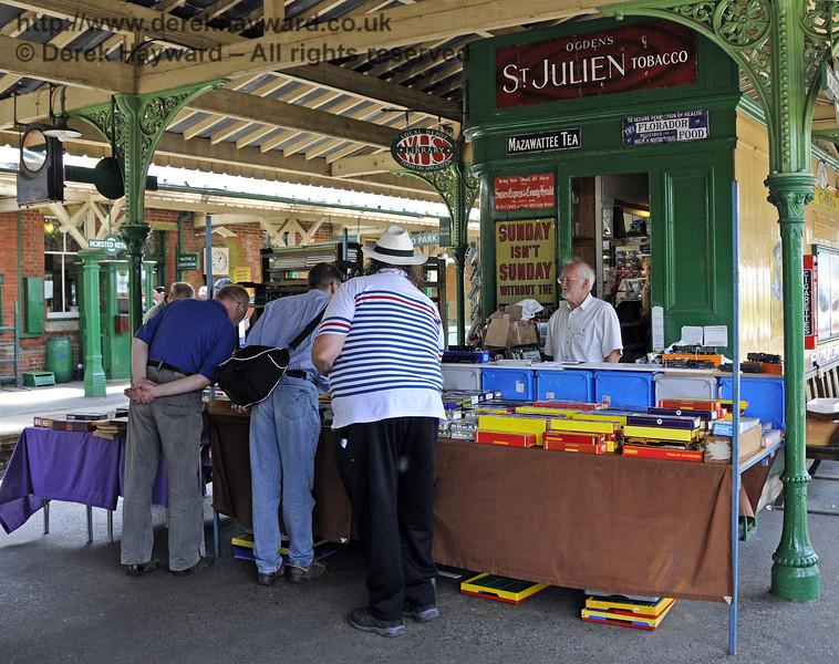 Model Railway Weekend, Horsted Keynes, 30.06.2013  9242