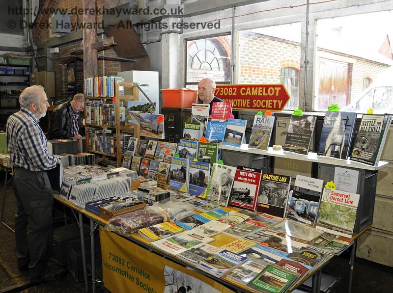 73082 Camelot Locomotive Society.  Model Railway Weekend, Sheffield Park, 29.06.2013  9207
