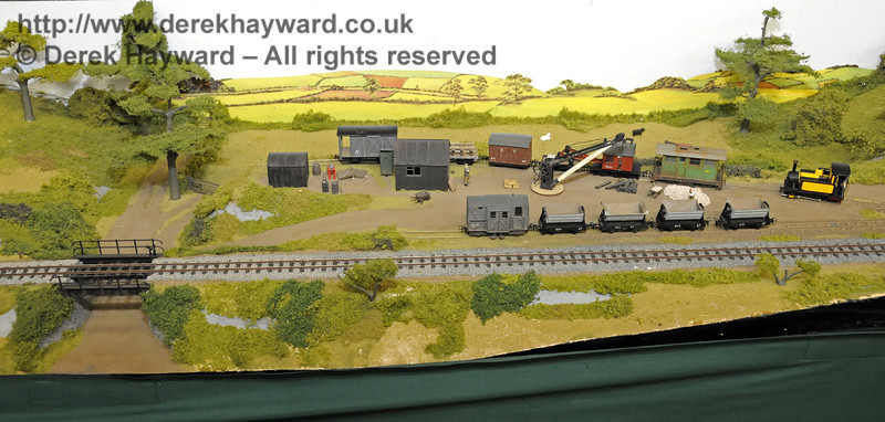 Model Railway Weekend, Sheffield Park, 29.06.2013  9209