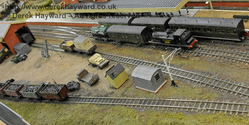 Model Railway Weekend, Horsted Keynes, 30.06.2013  9314