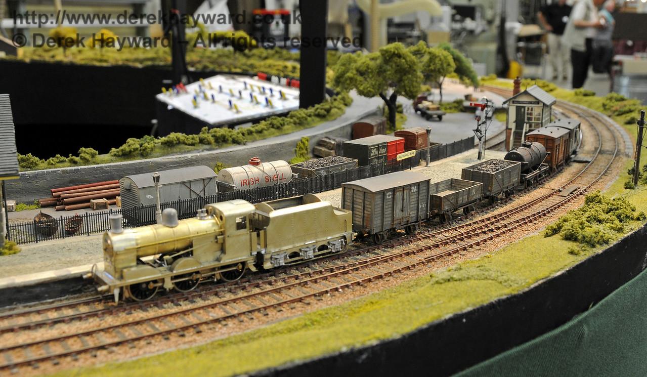 Ballyconnell Road.  Model Railway Weekend, Horsted Keynes, 30.06.2013  9305