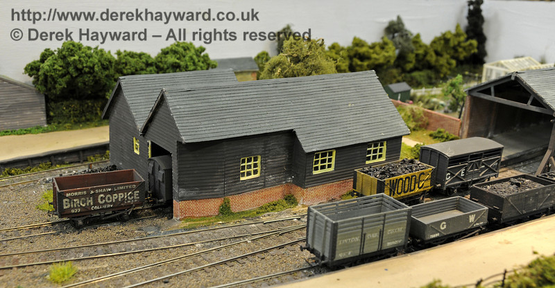 Model Railway Weekend, Horsted Keynes, 30.06.2013  9303