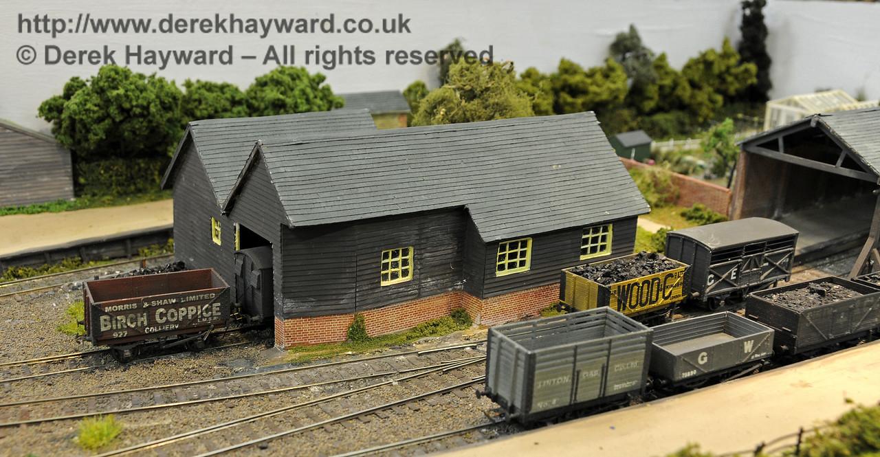 Model Railway Weekend, Horsted Keynes, 30.06.2013  9303