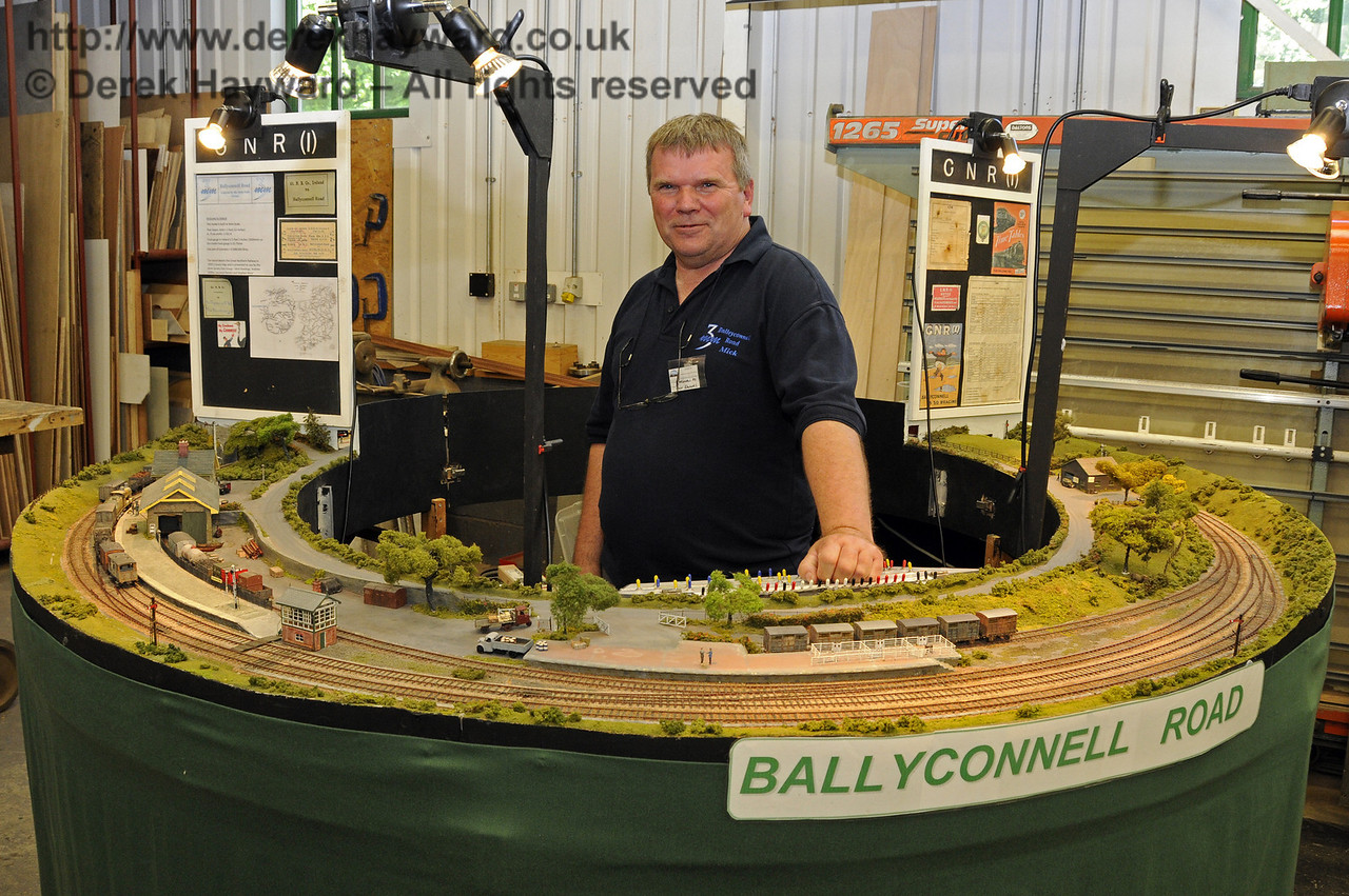 Ballyconnell Road.  Model Railway Weekend, Horsted Keynes, 30.06.2013  9309
